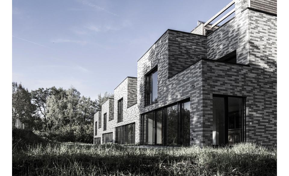 Construction de 4 villas mitoyennes à Aire-la-Ville