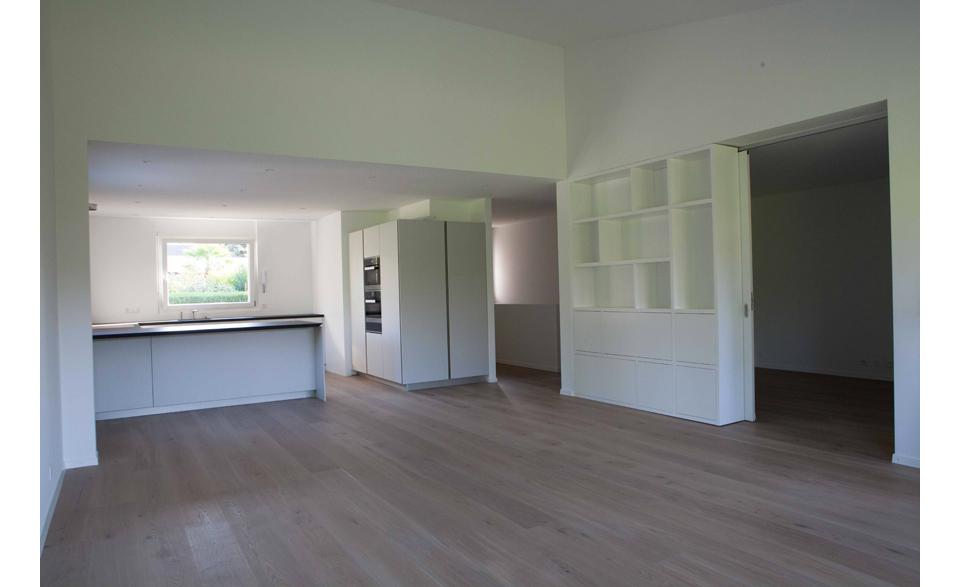 Transformation d'une maison à Tannay